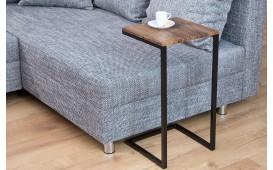 Designer Beistelltisch SIMPO 60 cm VINTAGE BLACK von NATIVO™ Designer Möbel Österreich