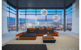 Designer Sofa MYSTIQUE MINI mit LED Beleuchtung & USB Anschluss von NATIVO™ Designer Möbel Österreich