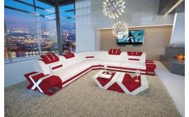 Designer Sofa MYSTIQUE CORNER mit LED Beleuchtung & USB Anschluss von NATIVO™ Designer Möbel Österreich