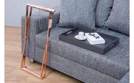 Designer Beistelltisch LAVET ANTRACITE COPPER von NATIVO™ Designer Möbel Österreich