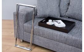 Designer Beistelltisch LAVET BLACK SILVER von NATIVO™ Designer Möbel Österreich