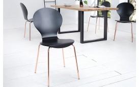 Designer Stuhl MODULO SCHWARZ COPPER von NATIVO™ Designer Möbel Österreich