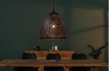 Designer Hängeleuchte LONAR BIG BLACK COPPER von NATIVO™ Designer Möbel Österreich