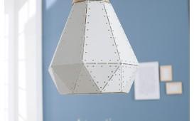 Designer Hängeleuchte MAN SMALL WHITE von NATIVO™ Designer Möbel Österreich