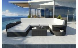 Designer Rattan Lounge Sofa ATLANTIS XL V1 von NATIVO™ Designer Möbel Österreich