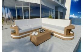 Designer Rattan Lounge Sofa ATLANTIS CORNER V2 von NATIVO™ Designer Möbel Österreich