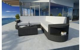 Designer Rattan Lounge Sofa ATLANTIS CORNER V1 von NATIVO™ Designer Möbel Österreich