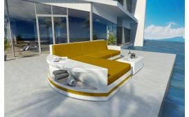 Designer Rattan Lounge Sofa ATLANTIS MINI V2 von NATIVO™ Designer Möbel Österreich