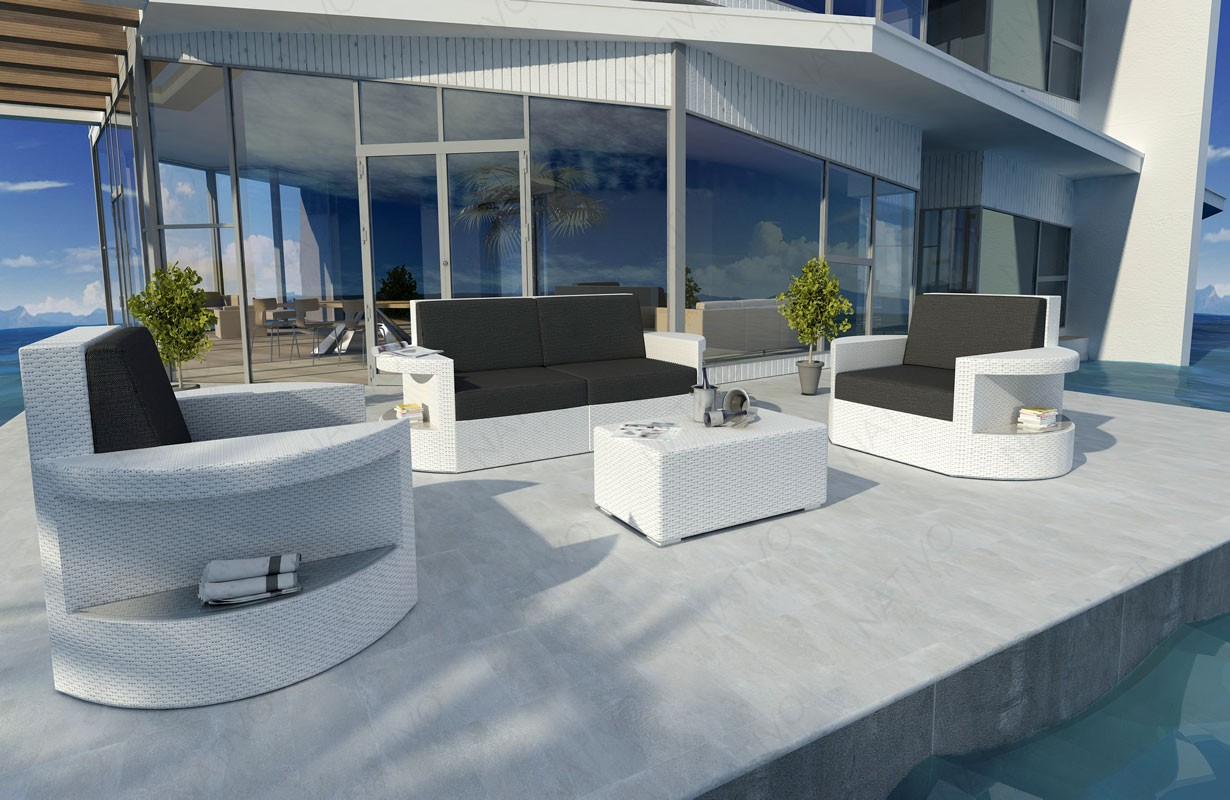 Kitaibela modern outdoor sofa lounge set babmar