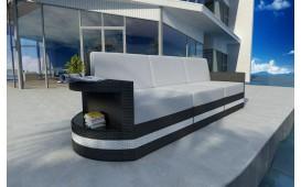 Designer Rattan Lounge Sofa ATLANTIS 3 Sitzer V2 von NATIVO™ Designer Möbel Österreich