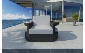 Designer Rattan Lounge Sofa ATLANTIS 1 Sitzer V1 von NATIVO™ Designer Möbel Österreich