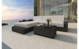 Designer Rattan Lounge Sofa MESIA MINI V1