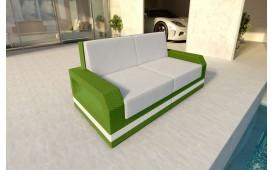 Designer Rattan Lounge Sofa MESIA 2 Sitzer V2