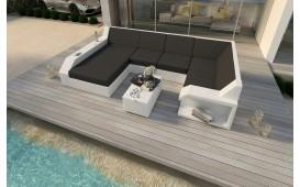 Designer Rattan Lounge Sofa MATIS XL von NATIVO™ Möbel Österreich
