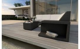 Designer Rattan Lounge Sofa MATIS CORNER von NATIVO™ Möbel Österreich