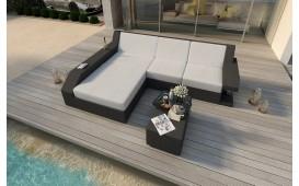 Designer Rattan Lounge Sofa MATIS MINI