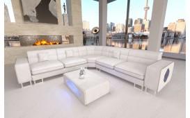Designer Sofa GREGORY CORNER mit LED Beleuchtung
