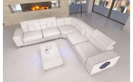 Designer Sofa GREGORY CORNER mit LED Beleuchtung von NATIVO™ Designer Möbel Österreich