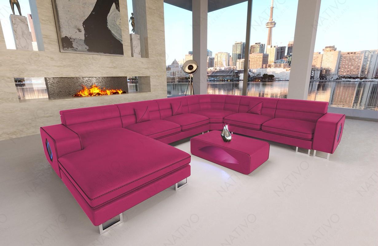 ledersofa gregory xxl bei nativo m bel oesterreich. Black Bedroom Furniture Sets. Home Design Ideas