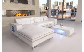 Designer Sofa GREGORY MINI mit LED Beleuchtung von NATIVO™ Designer Möbel Österreich