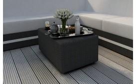 Designer Rattan Tisch CLERMONT von NATIVO™ Designer Möbel Österreich