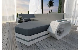 Designer Rattan Lounge Sofa CLERMONT XL V2