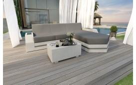 Designer Rattan Lounge Sofa CLERMONT MINI V2