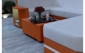 Designer Rattan Tisch AVENTADOR von NATIVO™ Designer Möbel Österreich