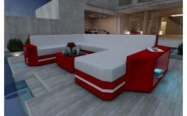 Designer Rattan Lounge Sofa AVENTADOR XXL V2 von NATIVO™ Designer Möbel Österreich
