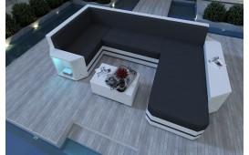 Designer Rattan Lounge Sofa AVENTADOR XL V2 von NATIVO™ Designer Möbel Österreich