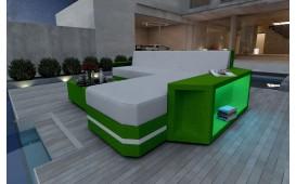 Designer Rattan Lounge Sofa AVENTADOR MINI V2 von NATIVO™ Designer Möbel Österreich