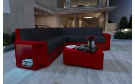 Designer Rattan Lounge Sofa AVENTADOR CORNER V2 von NATIVO™ Designer Möbel Österreich