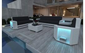 Designer Rattan Lounge Set AVENTADOR 3+2+1 V2