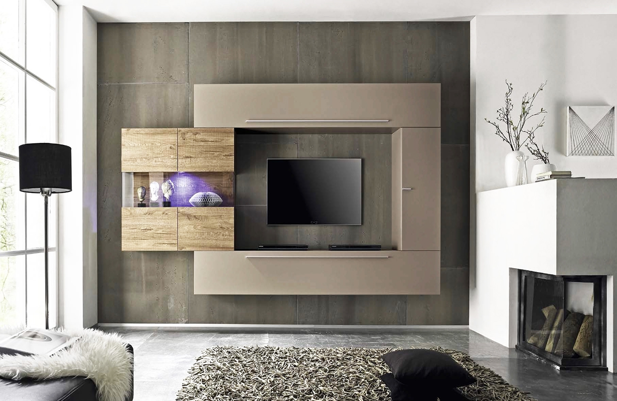 designer wohnwand base nativo wien moebel. Black Bedroom Furniture Sets. Home Design Ideas