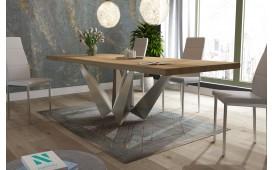 Designer Esstisch EXCALIBUR v.1 aus Massivholz von NATIVO™ Designer Möbel Österreich