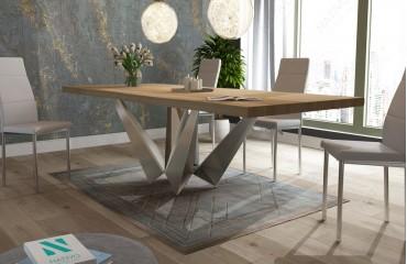 esstisch excalibur v 1 aus massivholz bei nativo m bel wien g nstig kaufen. Black Bedroom Furniture Sets. Home Design Ideas