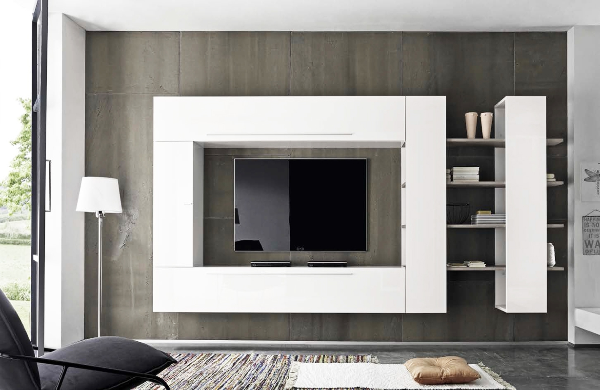 designer wohnwand cayenne nativo wien moebel. Black Bedroom Furniture Sets. Home Design Ideas