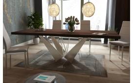 Designer Esstisch EXCALIBUR v.2 aus Massivholz von NATIVO™ Designer Möbel Österreich