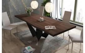 Designer Esstisch EXCALIBUR v.3 aus Massivholz von NATIVO™ Designer Möbel Österreich