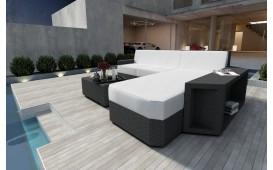 Designer Rattan Lounge Sofa AVENTADOR MINI V1 von NATIVO™ Designer Möbel Österreich