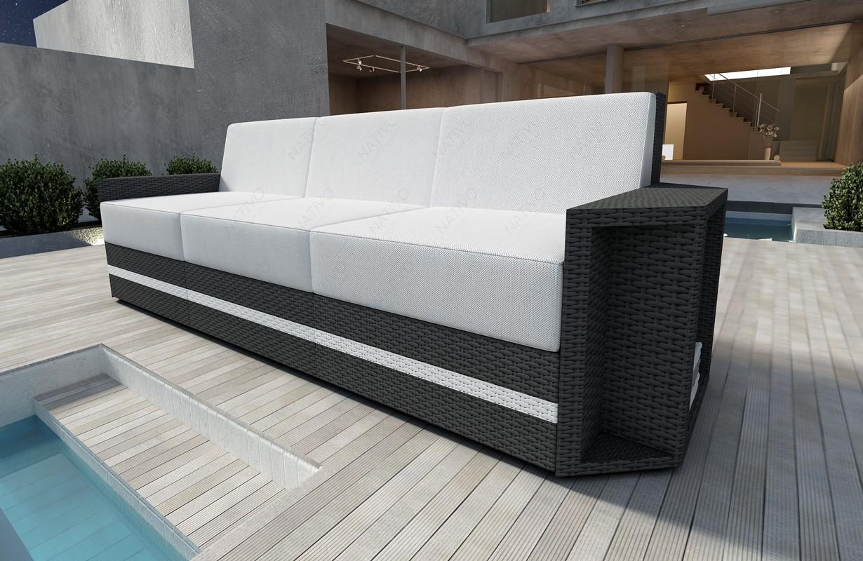 Designer lounge mbel excellent wunderschn design moon for Lounge mobel 2 sitzer