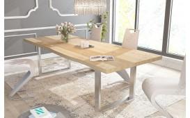 Designer Esstisch MARLIN v.1 aus Massivholz von NATIVO™ Designer Möbel Österreich