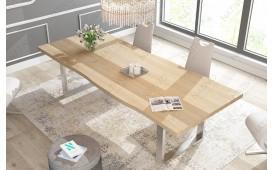 Designer Esstisch MARLIN v.2 aus Massivholz von NATIVO™ Designer Möbel Österreich