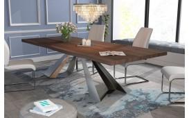 Designer Esstisch CAMELOT v.2 aus Massivholz von NATIVO™ Designer Möbel Österreich