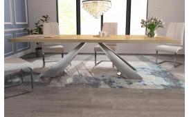 Designer Esstisch CAMELOT v.3 aus Massivholz von NATIVO™ Designer Möbel Österreich