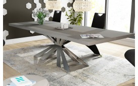 Designer Esstisch ARTHUR v.3 aus Massivholz von NATIVO™ Designer Möbel Österreich