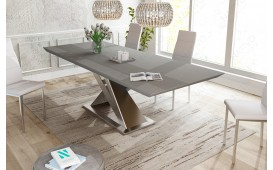 Designer Esstisch AVALON v.3 aus Massivholz von NATIVO™ Designer Möbel Österreich