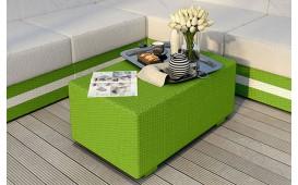 Designer Rattan Tisch MIRAGE NATIVO™ design meubelen Nederland