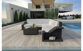 Designer Rattan Lounge Sofa MIRAGE CORNER V1