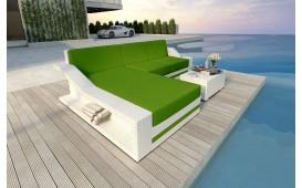 Designer Rattan Lounge Sofa MIRAGE MINI V2 von NATIVO™ Designer Möbel Österreich